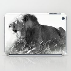 Lion in the Sunshine iPad Case