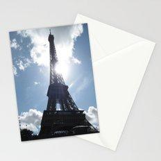 Eiffel Alight Stationery Cards