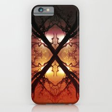 Quad Tree #1 iPhone 6s Slim Case