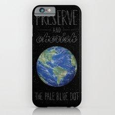 Pale Blue Dot iPhone 6s Slim Case