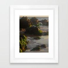 The Magic Light Framed Art Print