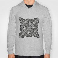Black Lotus Lace Illustr… Hoody