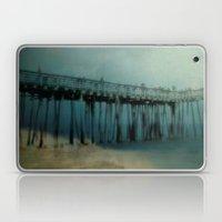 Night Pier Laptop & iPad Skin