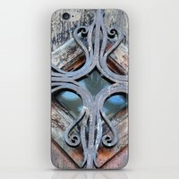 The Door 26 iPhone & iPod Skin