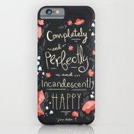 Austen Happy iPhone 6 Slim Case