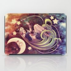 The Moon and the (Rock)Star iPad Case