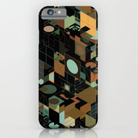 iPhone & iPod Case featuring Panelscape: colours from KARMA CHAMELEON 3 by ⊙ Paolo Tonon