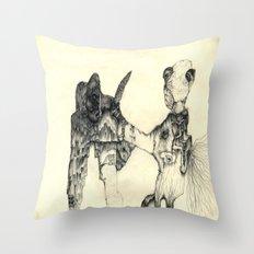 Snapshot Throw Pillow