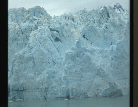 Glacier Beauty Up Close Canvas Print