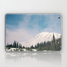 Mount Rainier in the Winter Laptop & iPad Skin