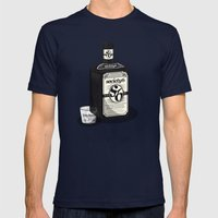 S6 Tee Mens Fitted Tee Navy SMALL