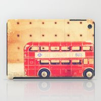 See London by Bus iPad Case