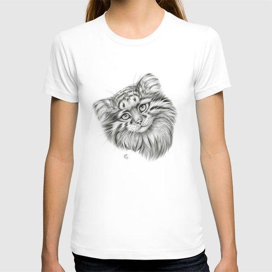Pallas's Cat G2012-51 T-shirt