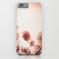Falling Flower Variation II iPhone 6 Slim Case