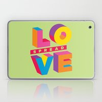 Spread Love Laptop & iPad Skin