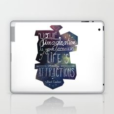 Wise Words Laptop & iPad Skin