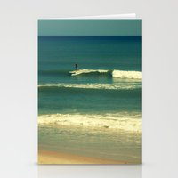 The Surfer Guy Stationery Cards