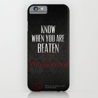 No. 3. Know When You Are Beaten iPhone 6 Slim Case