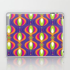 Oohladrop Purple Laptop & iPad Skin