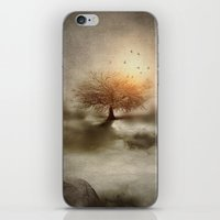 Lone Tree Love IV iPhone & iPod Skin