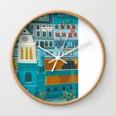 Budapest spring '15 II. Wall Clock