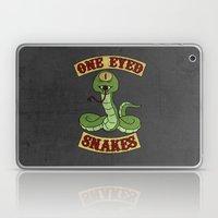 One Eyed Snakes Laptop & iPad Skin