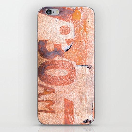 Collide 3 iPhone & iPod Skin