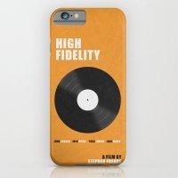 High Fidelity Minimalist… iPhone 6 Slim Case