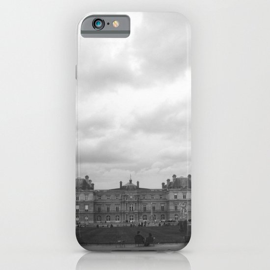 Cloud cover iPhone & iPod Case
