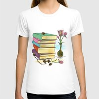 books T-shirts featuring Books by famenxt