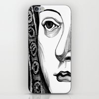 Queen Katherine Of Arago… iPhone & iPod Skin