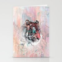 Illusive By Nature Stationery Cards