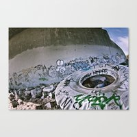 Lost Home Canvas Print
