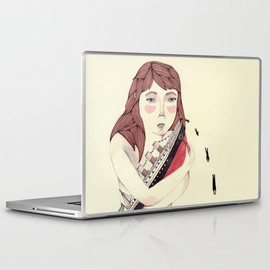 Overboard Laptop & iPad Skin