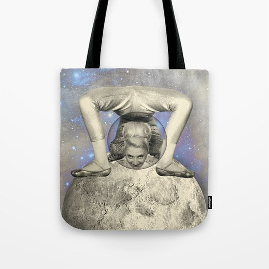 COSMIC CONTORTIONIST Tote Bag