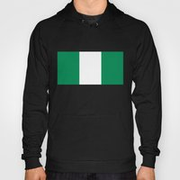 Flag Of Nigeria -High Qu… Hoody
