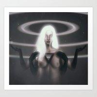 Proof Of Divinity.  Art Print