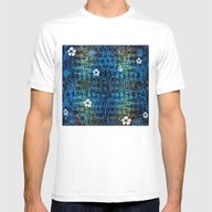 T-shirt featuring Butterflies And Flowers … by Annie Zeno