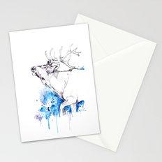 Elk's Whisper II Stationery Cards