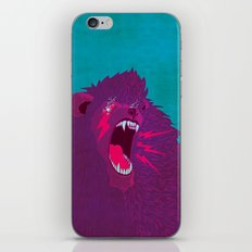 Voice of Thunder iPhone & iPod Skin