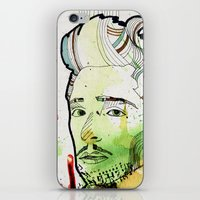 Life without freedom iPhone & iPod Skin