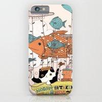 Bathtub Trip iPhone 6 Slim Case