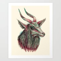 Ovis Art Print