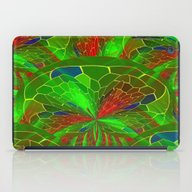 Holiday Colors iPad Case