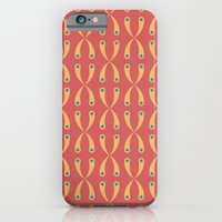 iPhone & iPod Case featuring Honeysuckle [twists] by Veronica Galbraith