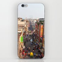 India New Delhi Paharganj 5519 iPhone & iPod Skin