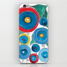 magic garden2 iPhone & iPod Skin