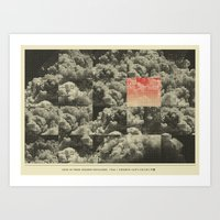 Love In These Golden Pav… Art Print