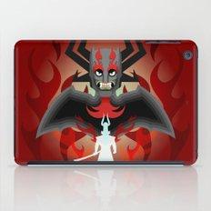 I'm the DK now samurai Jack iPad Case