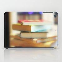 I love books iPad Case